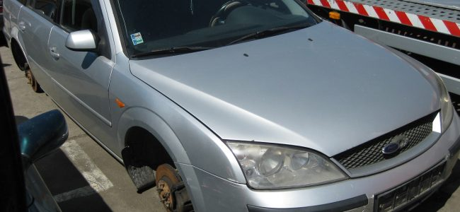 Ford Mondeo Combi 1