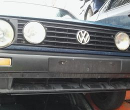 VW Golf II 1