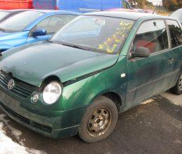 VW Lupo 1