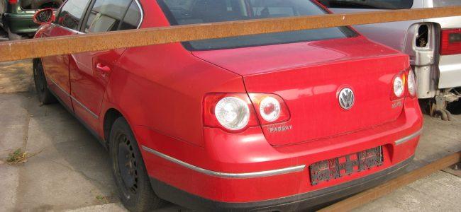 VW Passat B6 1