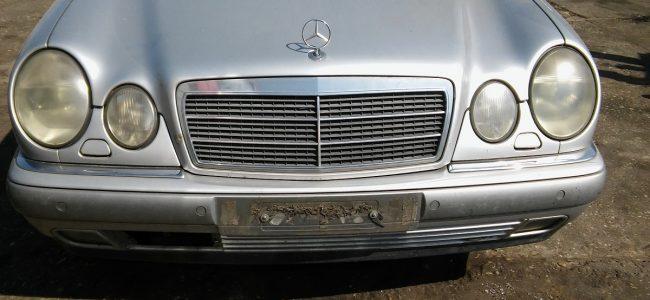 Mercedes E290 1