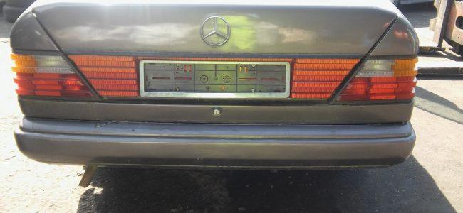 Mercedes E230 1