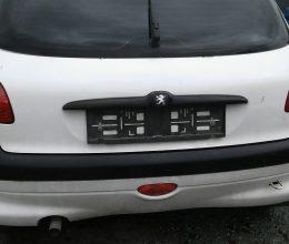Peugeot 206 1