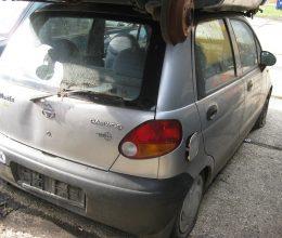 Daewoo Matiz 1
