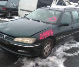 Peugeot 406 Break 1