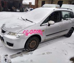 Mazda Premacy 1