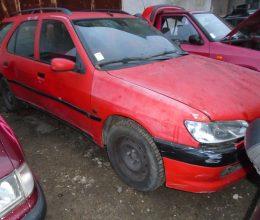 Peugeot 306 Break 1