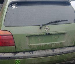 VW Golf III 1