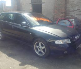 Audi A4 SW 1