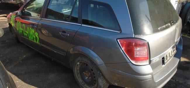 Opel Astra SW 1