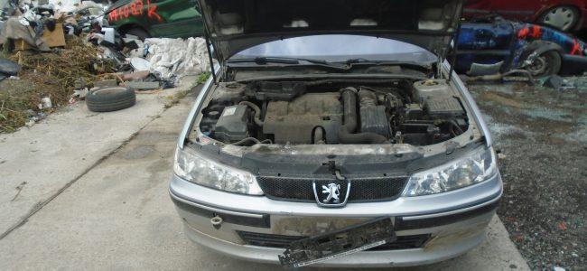 Peugeot 406 1