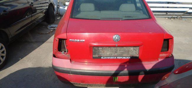 VW Passat 1