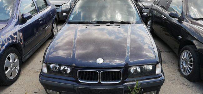 BMW 318i Cabrio 1