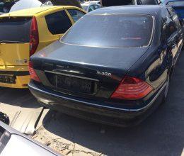 Mercedes S320 1
